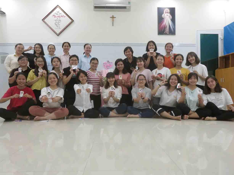 Trại huấn luyện Ban điều hành lưu xá sinh viên FMA