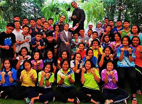 Tỉnh dòng Thái lan tổ chức khoá bồi dưỡng về linh đạo truyền thông cho các bạn trẻ.