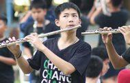 Các ban kèn của các trường Salêdiêng tại Thái lan được mời tham dự cuộc diễu hành để nghinh đón Đức Thánh Cha Phanxicô trong chuyến tông du sắp tới