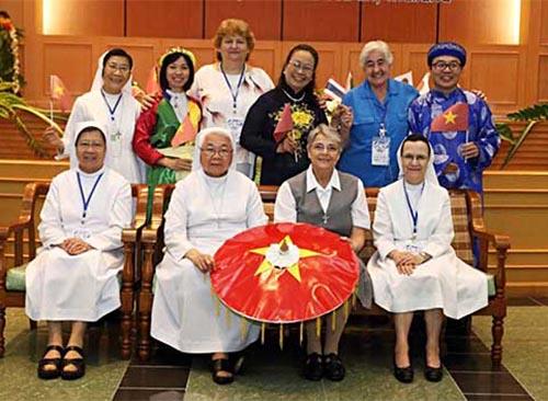 Đại hội Cựu học viên FMA miền Á châu lần thứ 2.