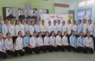 Gặp gỡ nhóm định hướng - Tỉnh dòng Mẹ Phù Hộ Việt Nam