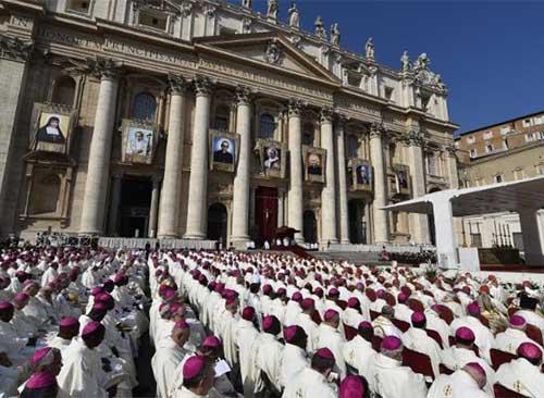 Dữ liệu thống kê về Giáo hội Công giáo năm 2019