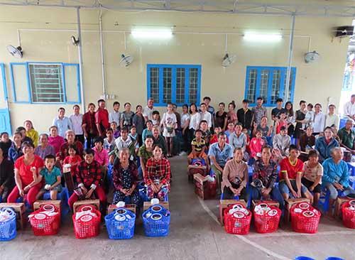 Truyền giáo qua những cuộc gặp gỡ - FMA Bình Châu