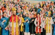 Lễ các Thánh Tử đạo Việt Nam: Chọn thập giá