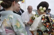 ĐTC từ giã Nhật Bản và về đến Roma bình an