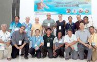 Cuộc họp giữa các Uỷ viên sinh động Truyền giáo miền EAO : Các đường hướng và những quyết định