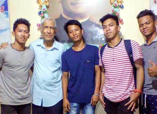 Phỏng vấn Sư huynh Lamberto Tena, SDB, một hội viên lão thành rất đam mê trong việc cổ võ và nuôi dưỡng ơn gọi.