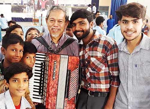 Diện mạo của các anh em Sư huynh Salêdiêng rất đáng trân quý tại Pakistan