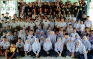 Tổ chức trại hè cho các em học sinh thiện nguyện tại miền nam Thái lan