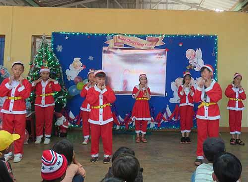 Giáng sinh yêu thương - FMA La Sơn