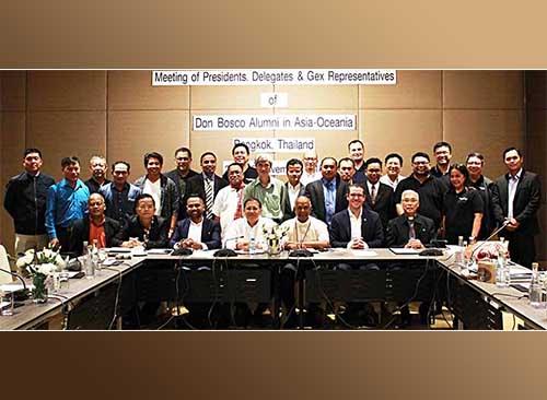 Hướng tới biến cố kỷ niệm 150 năm, thành lập Hiệp hội Cựu học viên Don Bosco