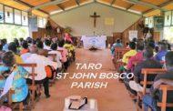 Một giáo xứ mang tên 'Giáo xứ Don Bosco' mới được thành lập ở giáo phận Taro – Gizo, thuộc đảo quốc Solomon , Á tỉnh PGS