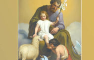 Thư mục vụ tháng kính Thánh Giuse của Đức cha Cosma Hoàng Văn Đạt, SJ.