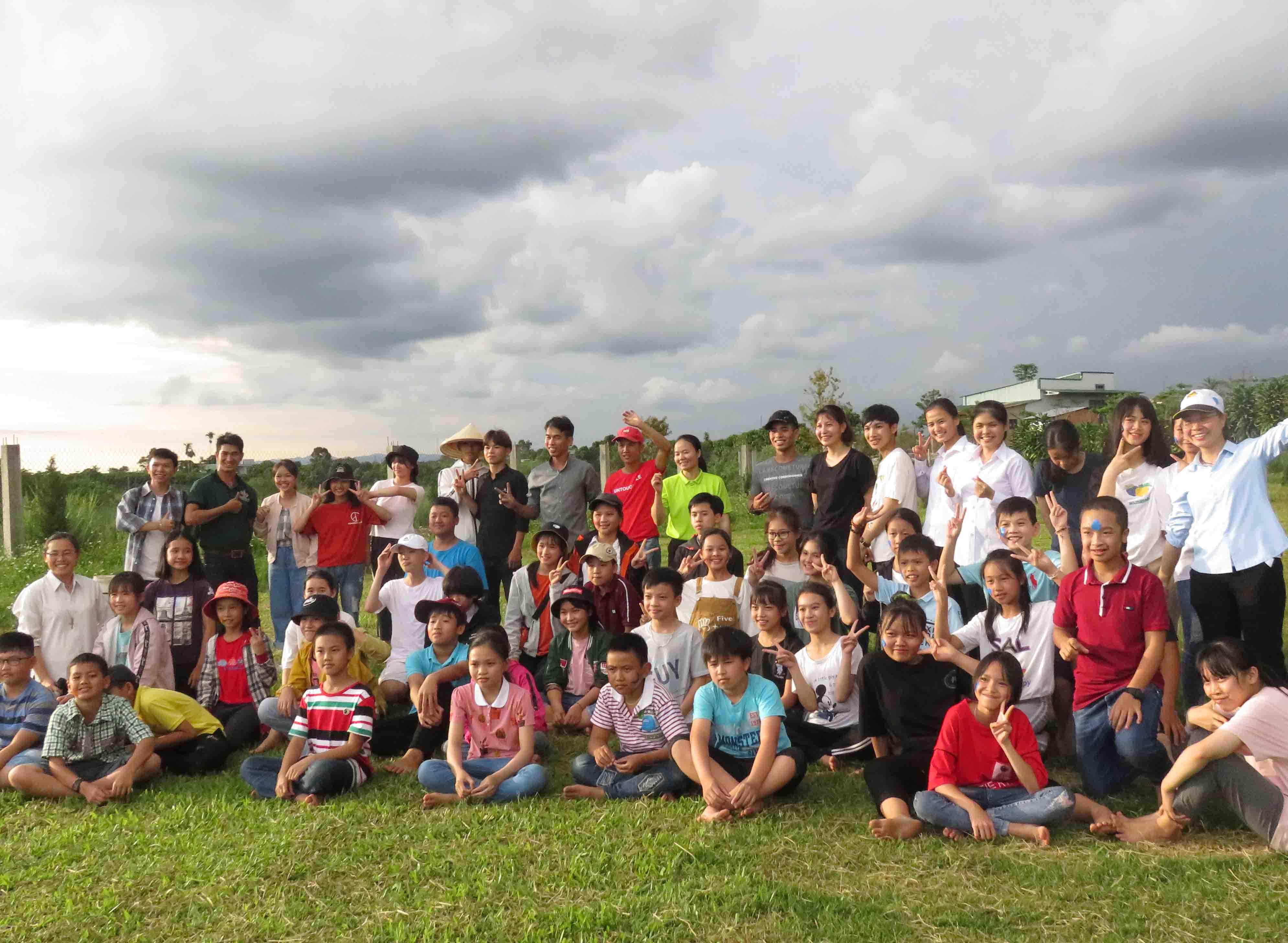 Họp mặt cựu học sinh trường Mầm non Tuổi thơ - FMA Bảo Lộc