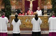 ĐTC cử hành lễ Chúa Thánh Thần hiện xuống