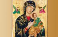 Ý nghĩa bức tranh Đức Mẹ hằng cứu giúp