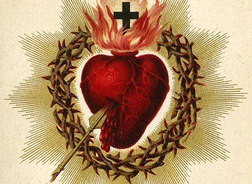 Đức Giê-su Ki-tô: đường trái tim