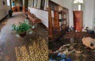 Ngập lụt lớn làm hư hại ngôi nhà đầu tiên của các FMA tại Mỹ Châu
