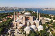 Thổ Nhĩ Kỳ đã quyết định biến đền thờ sự Khôn ngoan Thiên Chúa thành đền thờ Hồi giáo