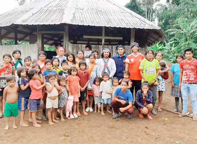 Những cách chia sẻ đầy sáng tạo về sứ mệnh truyền giáo Salêdiêng tại vùng Amazone