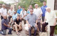 Á tỉnh PGS (Papua New Guinea – Solomon) tổ chức tĩnh tâm năm