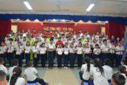 Lễ Tổng kết và Ghi ơn năm học 2019 -2020: Phổ cập Tam Hà