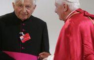 Đức ông Georg Ratzinger, bào huynh của Đức nguyên Giáo hoàng Biển Đức, đã từ trần
