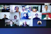 Cuộc họp trực tuyến giữa các Uỷ viên đặc trách truyền thông xã hội trong miền EAO