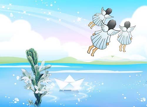 Chuyện cuối tuần: Tha thứ...đôi cánh thiên thần