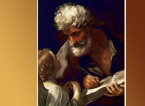 Với tầm cao của ân sủng - Lễ kính Thánh Matthêu