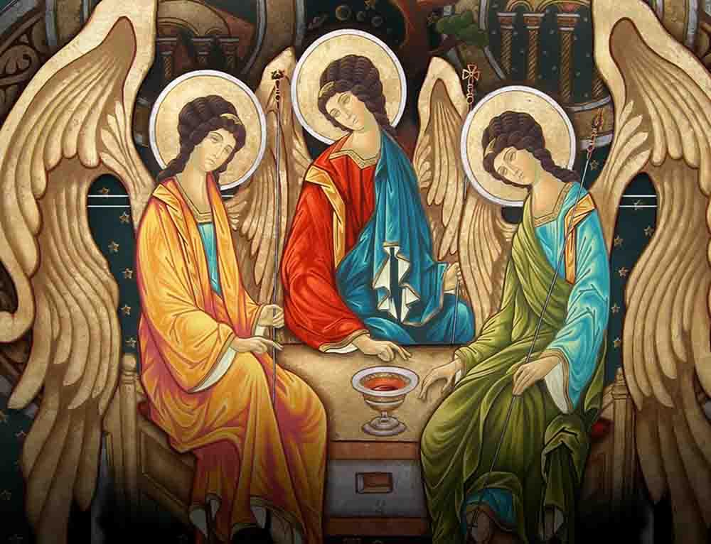 Có bao nhiêu tổng lãnh thiên thần trong Thánh Kinh?
