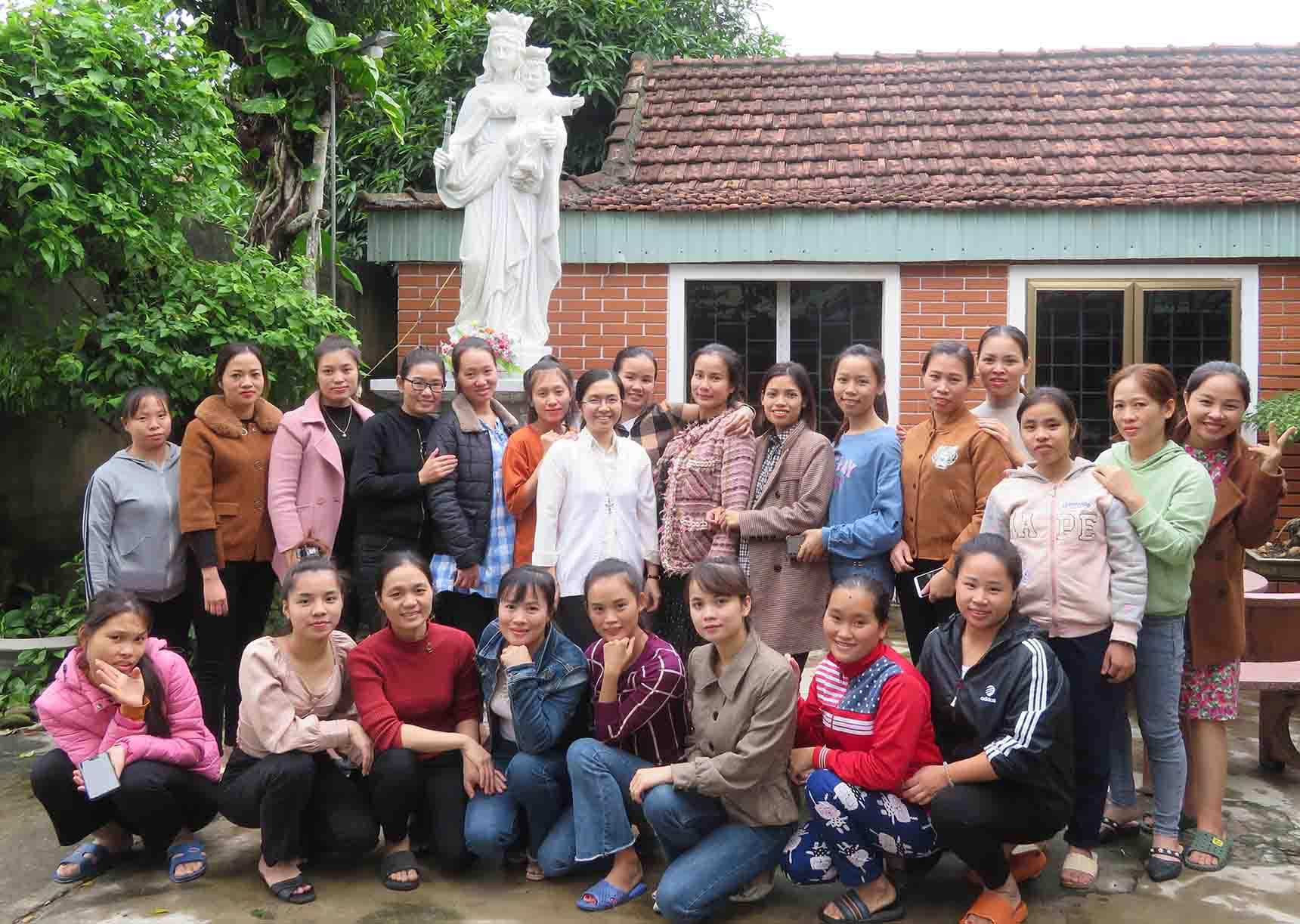 Họp mặt mừng ngày phụ nữ Việt Nam 20.10.2020 - FMA Tổng lãnh Thiên Thần