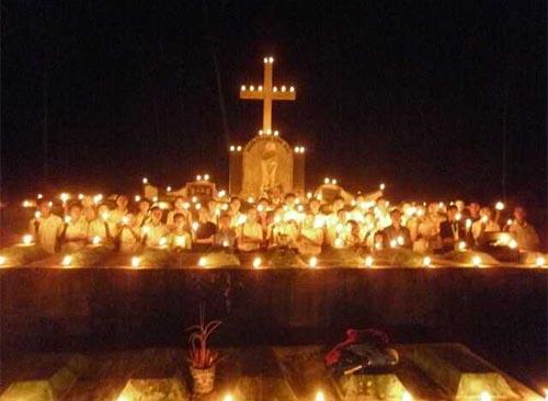 Một vài cách thức để kính nhớ các linh hồn trong tháng 11