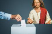 Lá phiếu cho Giêsu