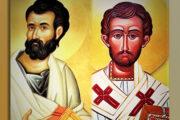 « Anh em hãy ra đi » (Ngày 26 tháng 1 năm 2021 – Lễ nhớ hai thánh Ti-tô và Ti-mô-thê, giám mục)