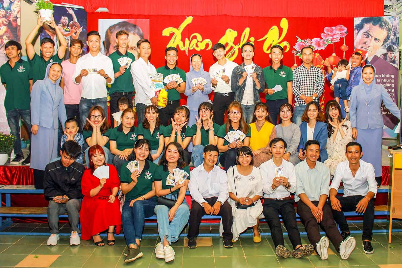 Xuân Ghi ơn - FMA Tân Hà