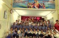 Lễ Ghi ơn - Lưu xá Sinh viên Hòa Bình