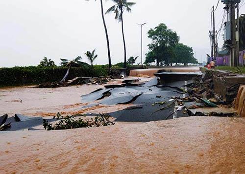 Lũ lụt tại Đông Timor và phía đông Inđônêsia