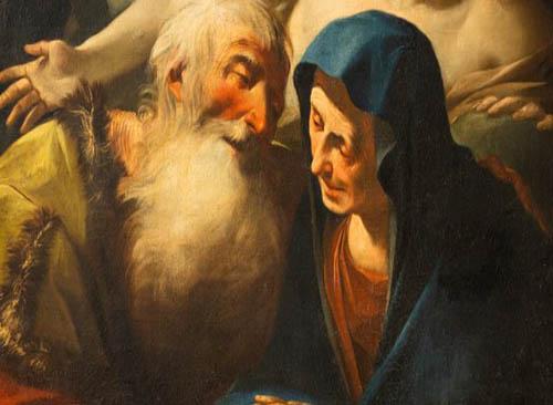 Chúa Giêsu có biết gì về ông bà ngoại của Ngài không?