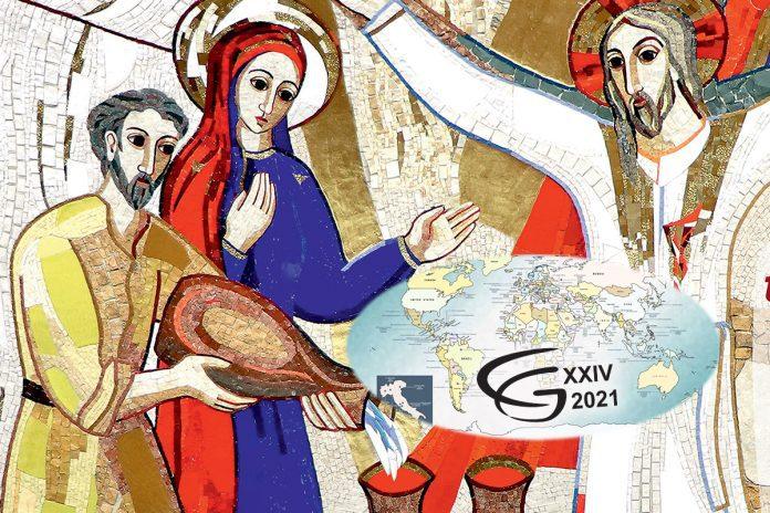 Bản tin 03 - TTN XXIV – Hội dòng Con Đức Mẹ Phù Hộ trên thế giới