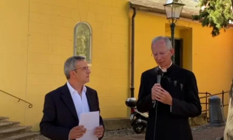 Phỏng vấn Đức tân Giám mục Guido Marini, cựu Chưởng nghi Toà Thánh