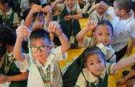 Một triệu trẻ em đọc kinh Mân Côi cầu nguyện cho hoà bình thế giới