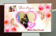 Chúc mừng Mẹ Chiara Cazzuola - Tân Bề Trên Tổng Quyền của Hội dòng Con Đức Mẹ Phù Hộ