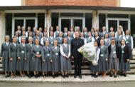 Dòng Nữ Bác ái Chúa Giêsu (Sisters of Charity of Jesus) cử hành Tổng Tu nghị lần thứ 18